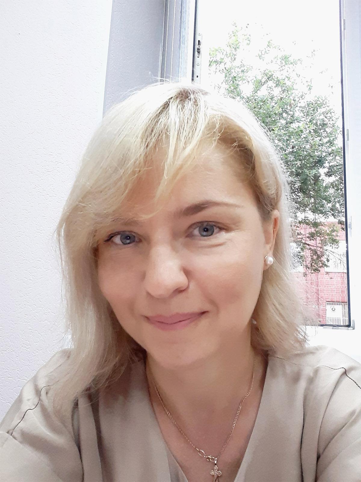 Есина Ольга Борисовна (Екатеринбург).